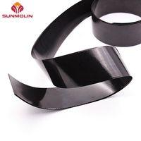 Fireproof plastic tpu coated webbing strap