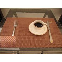 PVC coated coffee mat / table mat/ placemat thumbnail image
