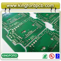doulbe layer PCB HAL lead free