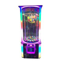Bouncing Ball Redemption Amusement Machine Lottery Ticket Ball Drop Game thumbnail image
