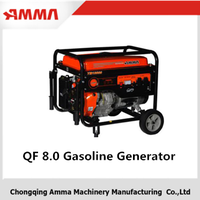 popular wonderful quality gasoline generator 8000w gasoline generator