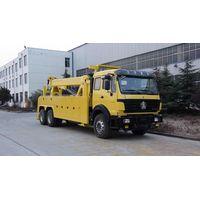 Beiben tow truck 6x4, emergency truck, North Benz, Mercedes-Benz technology thumbnail image