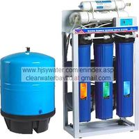 Frame commercial RO water purifier(QSW-CMC3)
