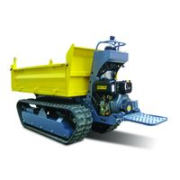 BY1000M self walking tractor mini tractor thumbnail image