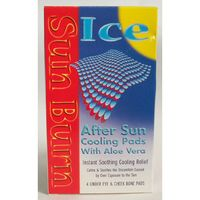 SUN BURN ICE COOL