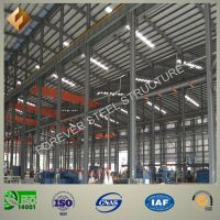 Professional Light Movable Steel Structures for Warehouse