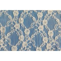 Nylon & spandex lace fabric