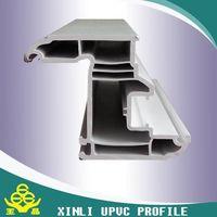 Plastic Profiles Type Foam PVC chamfer