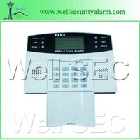 A New GSM Wireless LCD Alarm System,WL1014 thumbnail image