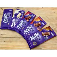 Milka Chocolate 100g All Flavours Available thumbnail image