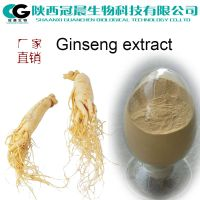 ISO Certificated Manufacture Supply Panax Ginseng Root Extract Powder