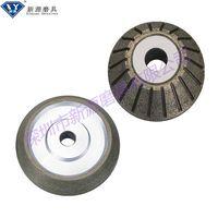 45 degree Segmented Miter Diamond Wheel, diamond grinding wheel for glass thumbnail image