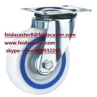 [Feida]Plastic PP wheel swivel caster sandwich caster caster manufacturer