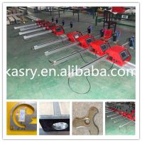 1325 Portable CNC Plasma Flame Cutting Machine is cantilever configuration