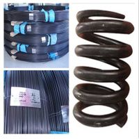 Silicone Chrome Steel Oil Tempered Wire