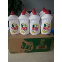 fairy dishwashing liquid