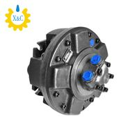 Xsm05 Series Low Speed Hydraulic Motor, Cast Iron Mining Hydraulic Motor