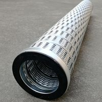 100% China manufacturer produce replacement filter for PECO Facet PSFG-336-M1C-01EB PLEATED DRY GAS