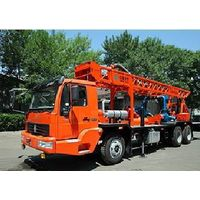 BZC-350A truck mounted directional and reverse drilling rig