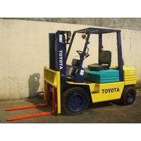 TOYOTA FD30  Forklift thumbnail image