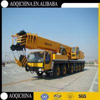 Shandong Aoqi 110T truck crane for sale