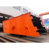 Vibrating screen used in crushing and screening plant thumbnail image