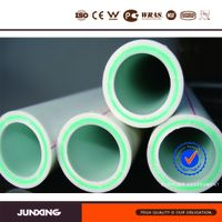 DIN 8077/8078, ISO15874 Standard PPR pipe with glass fiber thumbnail image