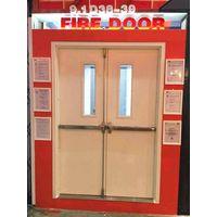 steel fire door on canton fair