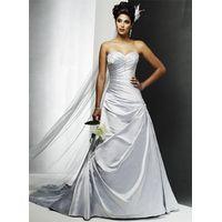 2010 new wedding dress