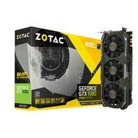 ZOTAC ZT-P10800I-10P GeForce GTX 1080 AMP Extreme+ 11Gbps 8GB GDDR5X 256-bit PCIe 3.0 Gaming Graphic
