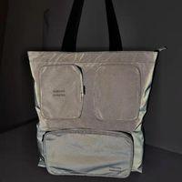 Custom bag portable satchel backpack business style leisure style thumbnail image