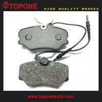 For Peugeot Cars Brakes Auto Brake Pad GDB793