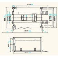 Car Lift : INGROUND SCISSORS LIFT (DL-3300) thumbnail image