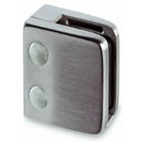 DGC026 stainless steel glass clamp / clip