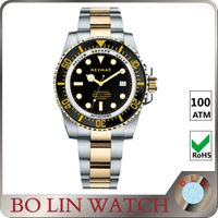 high quality men's stainless steel watch hot selling