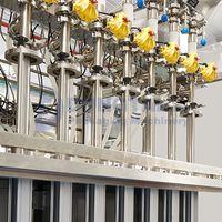 Automatic glass bottle liquid filling machineBottle Liquid Filling Machine  thumbnail image