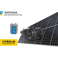 HYBSUN|SSP |Solar Swimming Pool Pump | SSP200A
