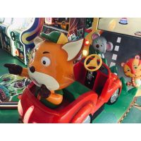 Jungle Car Racing Kids Rides Tickets Redemption Games for Game Center thumbnail image