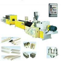 PVC Trunking Pipe Extrusion Line thumbnail image