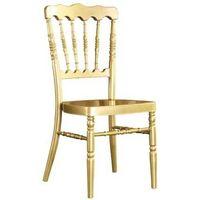 Aluminum napoleon / chateau chair thumbnail image