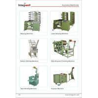 Auxiliary Machines for Narrow Fabric Machinery