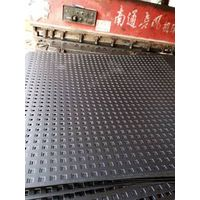 steel material square type metal wire mesh for military