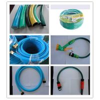 pvc hot selling high quality inexpensive 1/2 to 1 inch highest pressure garden hose