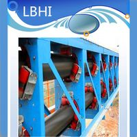 High-Performance Large Inclination Upward Belt Pipe Conveyors