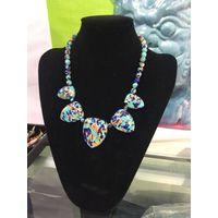 Top quality precious stone necklace wedding gift jewelry fine jewelry thumbnail image