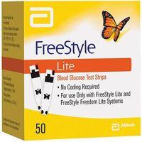 FreeStyle Lite Test Strips 50ct