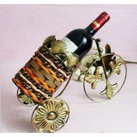 wine holder made from iron