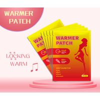 Hot sale Air-activated heat warming patch adhesive heat patch with CE,ISO, approved