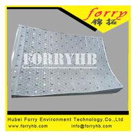 910x1250mm PVC infill for cooling tower thumbnail image