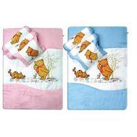 Classic Pooh 4 Pcs Comforter Set with Bag thumbnail image